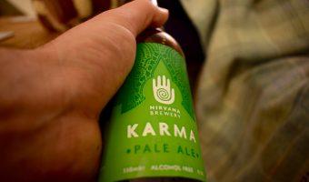 Nirvana Karma pale ale