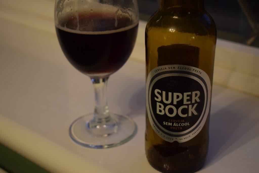 Super Bock Preta