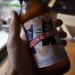 Mikkeller Racing Beer Close up