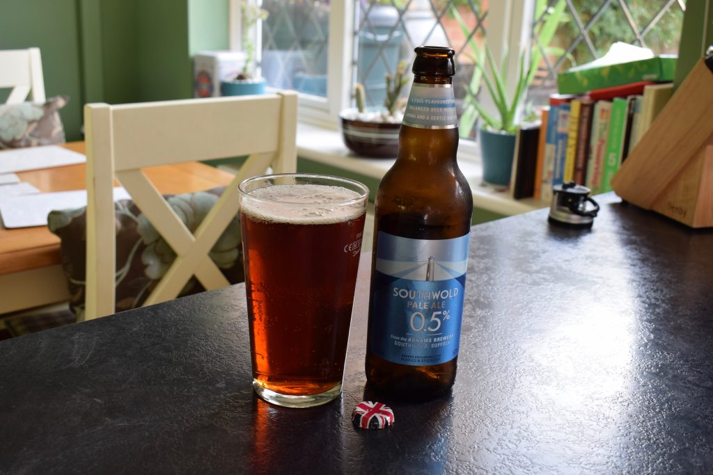 M&S Southwold alcohol-free pale ale