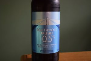 "M&S ""Southwold"" (0.5%) pale ale review"