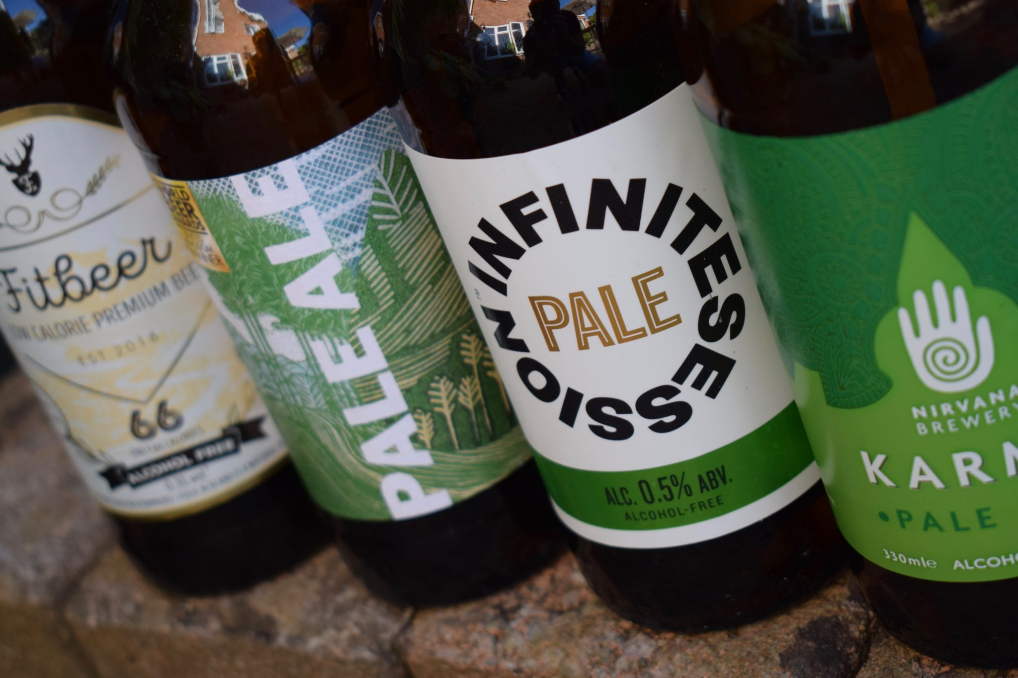 how to get drunk off non alcoholic beer