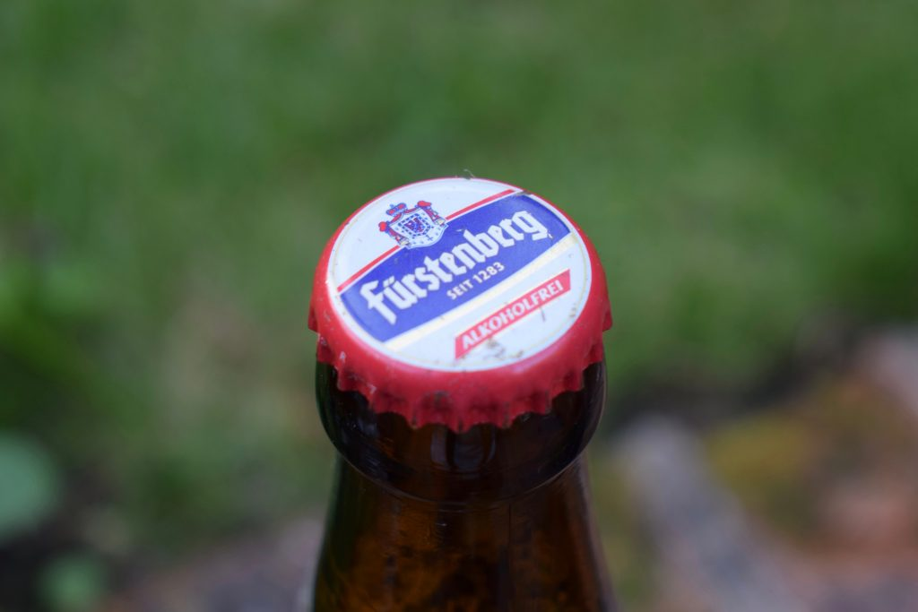Furstenberg bottle cap