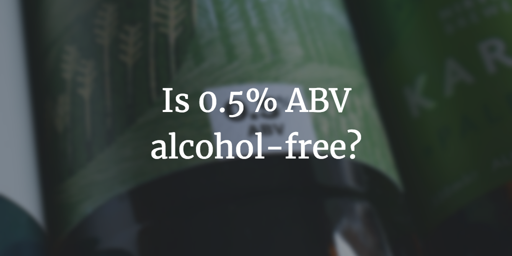 what does abv mean in alcohol