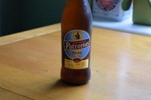 "Lidl Perlenbacher ""Patronus"" alcohol-free (0–0.5%) wheat beer review"