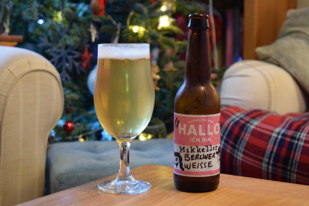Mikkeller Hallo Ich Bin alcohol-free Berliner Weisse beer