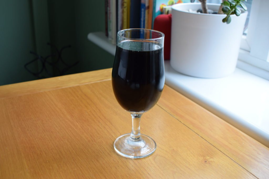Alcohol-free Bock by Braxzz - glass