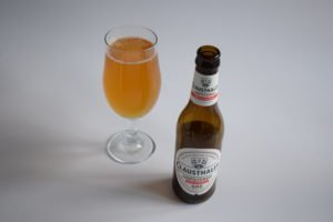 Clausthaler Unfiltered Dry Hopped alcohol-free beer
