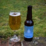 Nirvana Organic Mantra Pale Ale Alcohol-Free Beer - bottle and glass