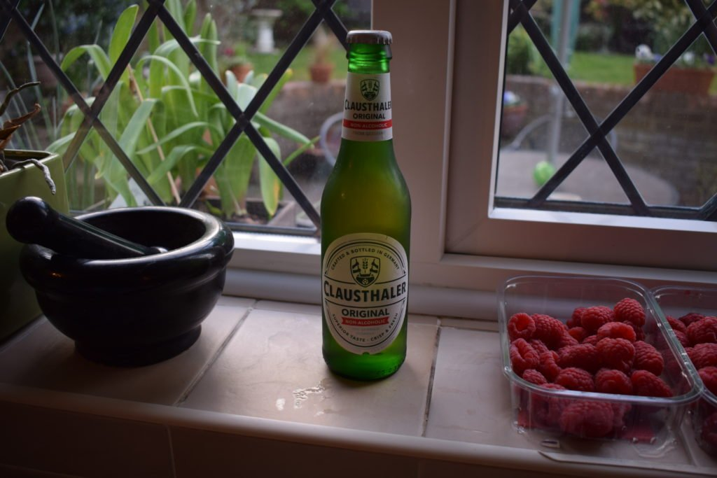 Clausthaler Original Alcohol-Free Lager bottle