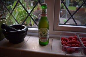 Clausthaler Original Alcohol-Free Lager bottle
