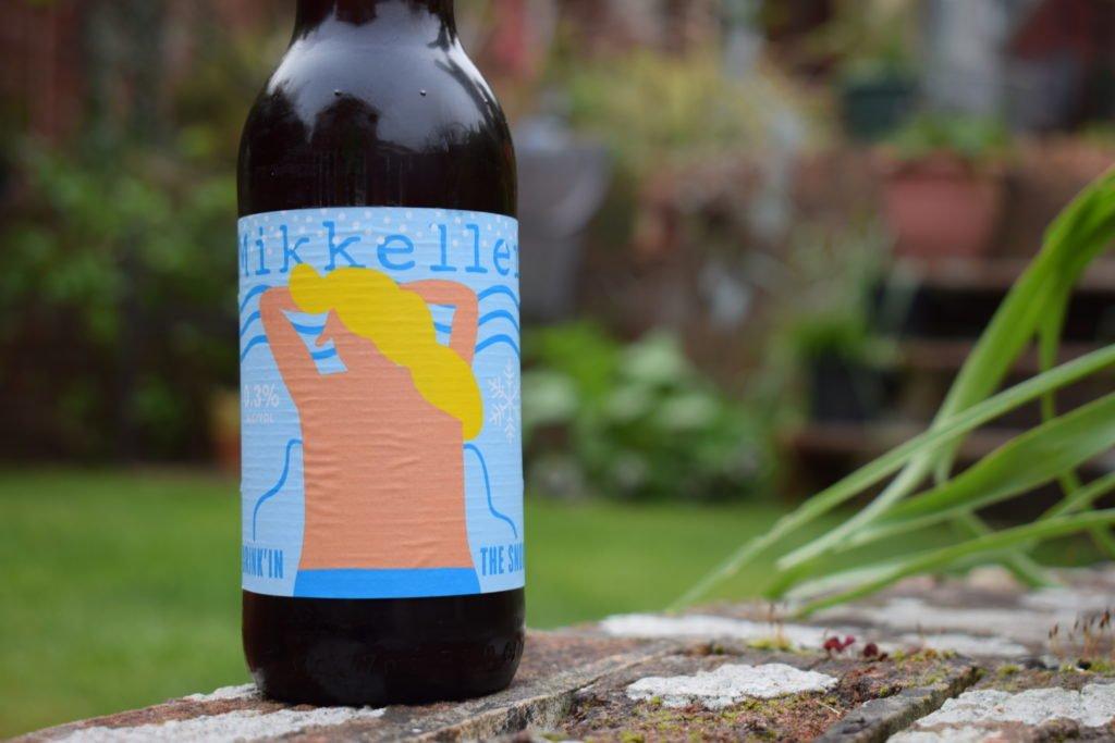 Mikkeller Drinkin the Snow label