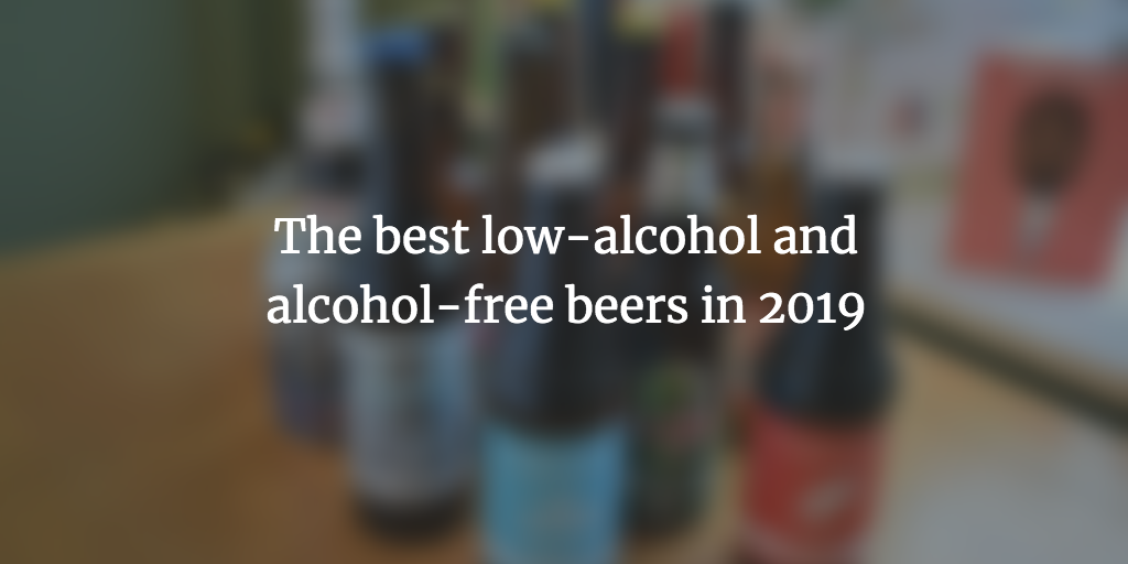 80+ of the Best Low-Alcohol & Alcohol-Free Beers in