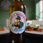 Birra Moretti Zero label