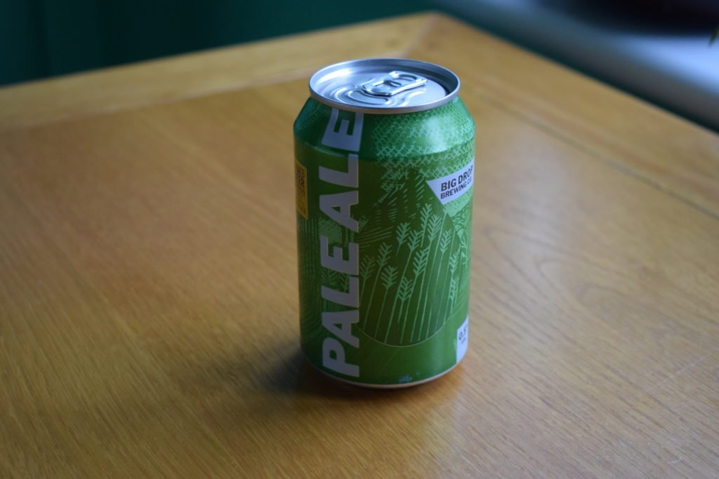 Can of Big Drop Pale Ale