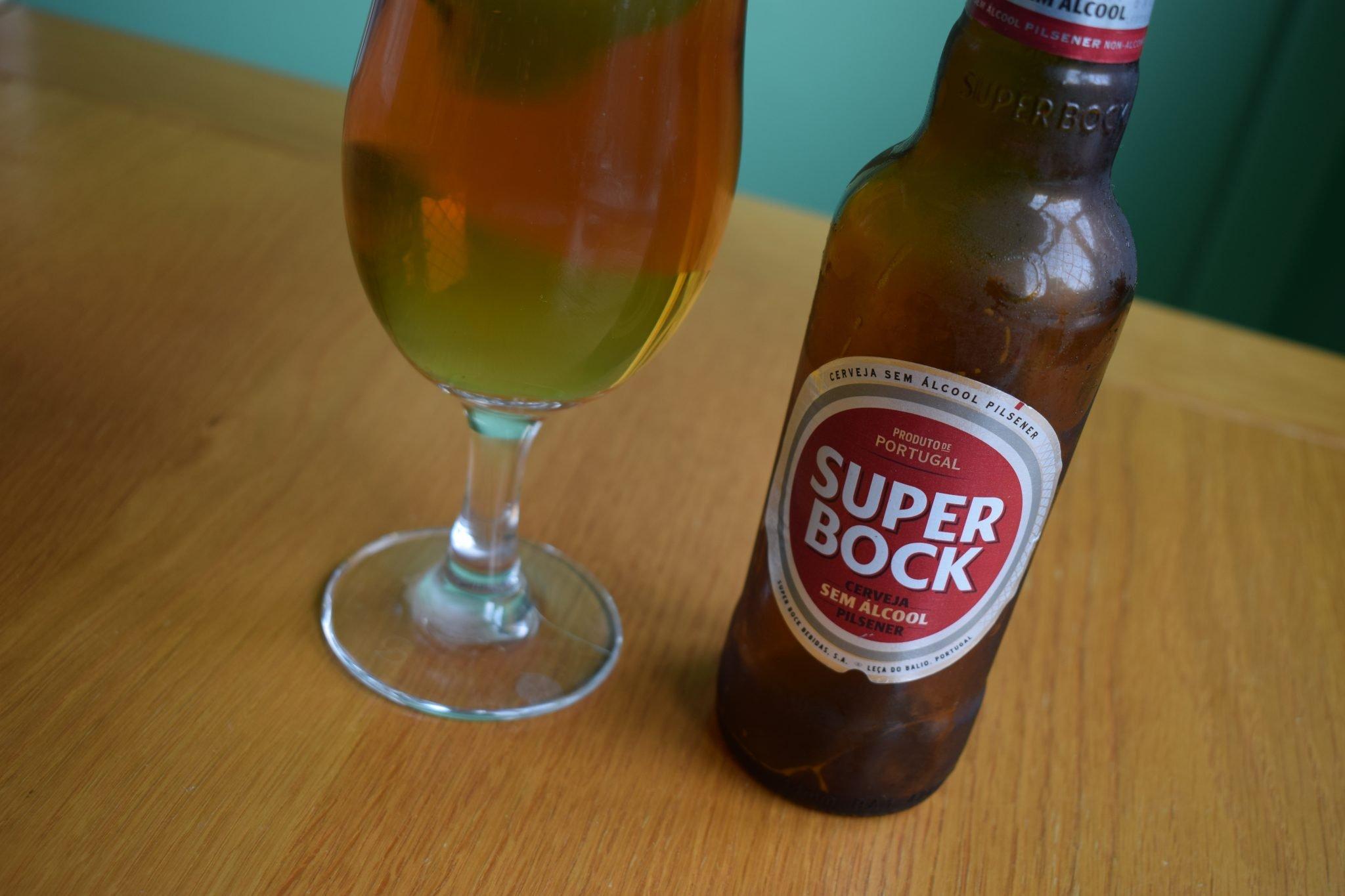 Super Bock Non-Alcoholic (0.5%)