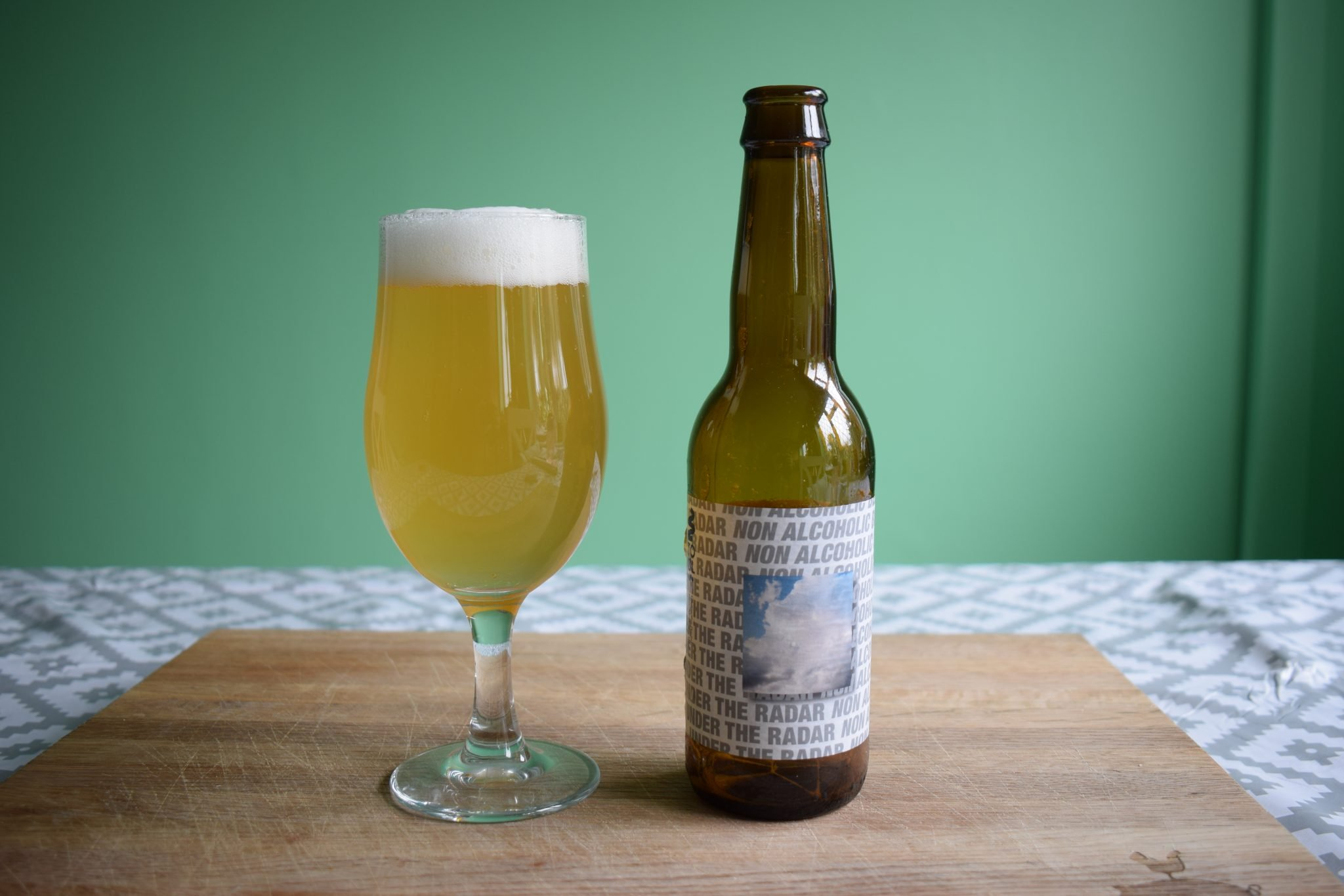 """Under the Radar"" (0.4%) by To Øl"