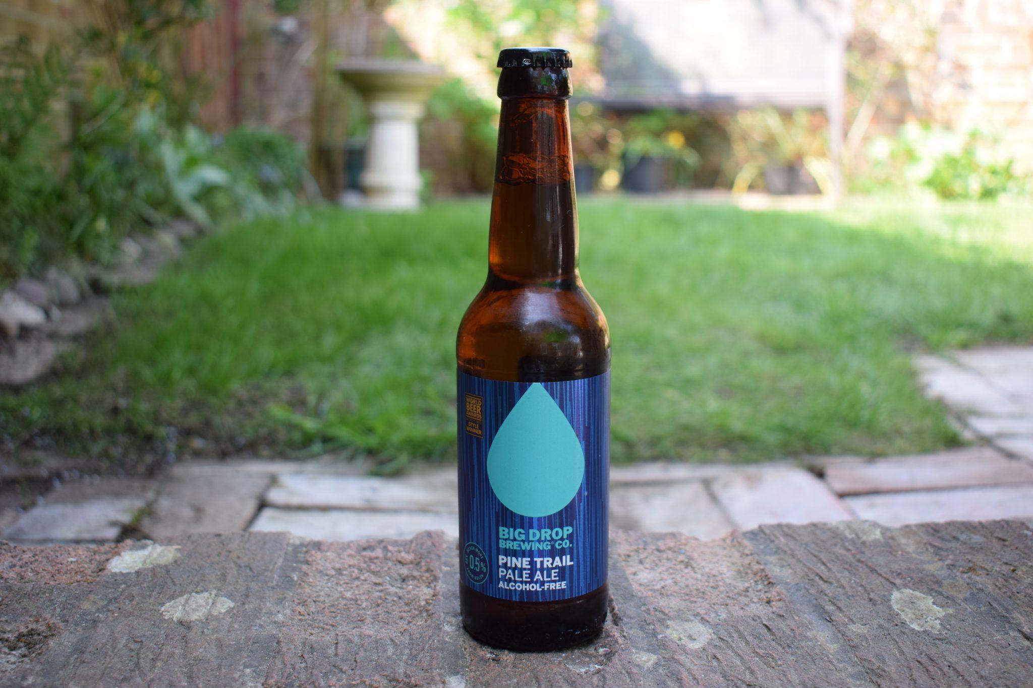 """""""Pale Ale"""" (0.5%) by Big Drop Brewing"""