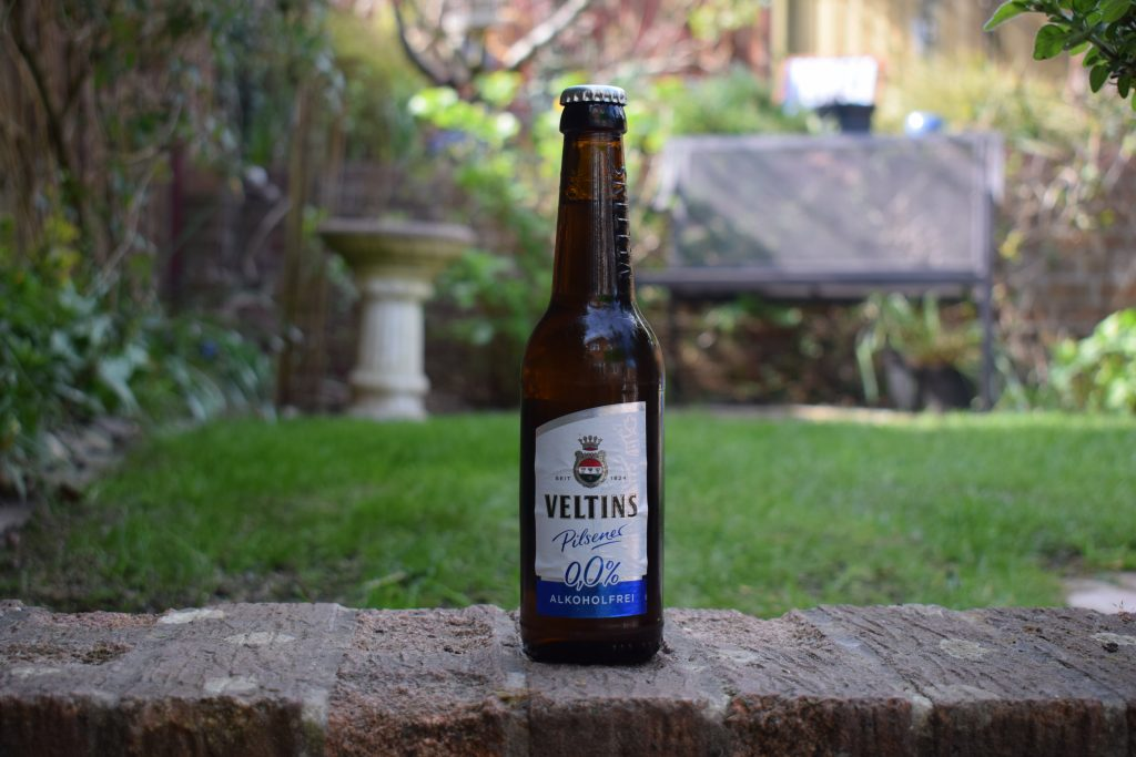 Veltins Alkoholfrei pilsner bottle