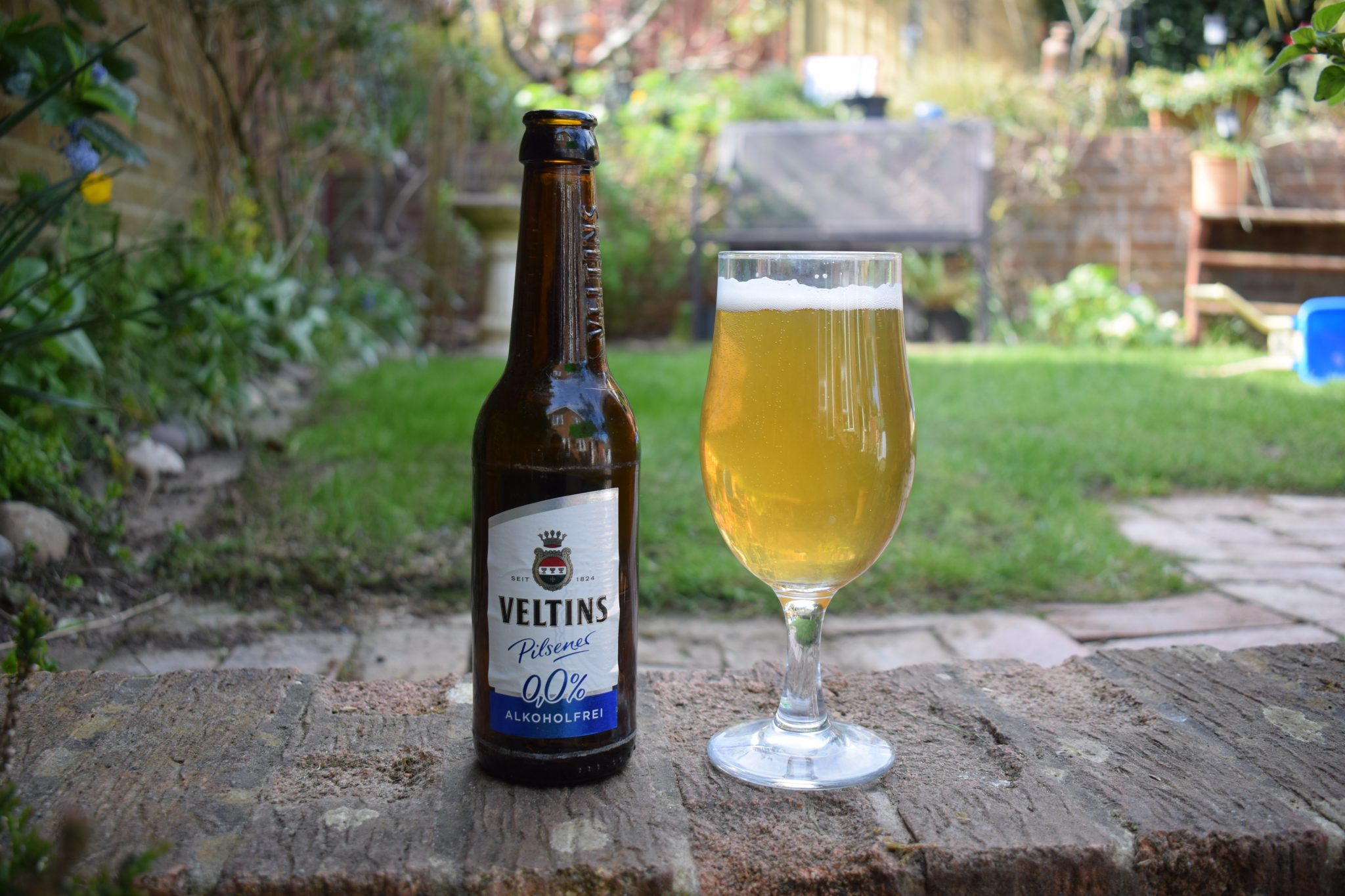 """Alkoholfrei"" (0%) by Veltins"