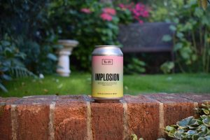 To Ol Implosion non-alcoholic beer - can