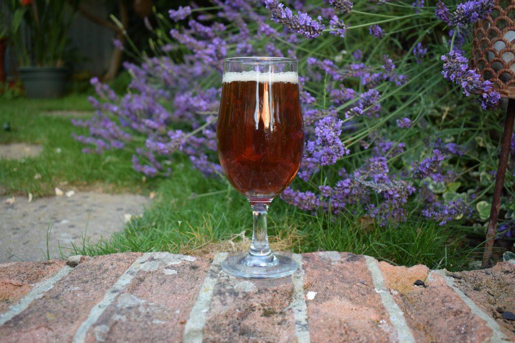 Laitilan Kukko IPA non-alcoholic in glass