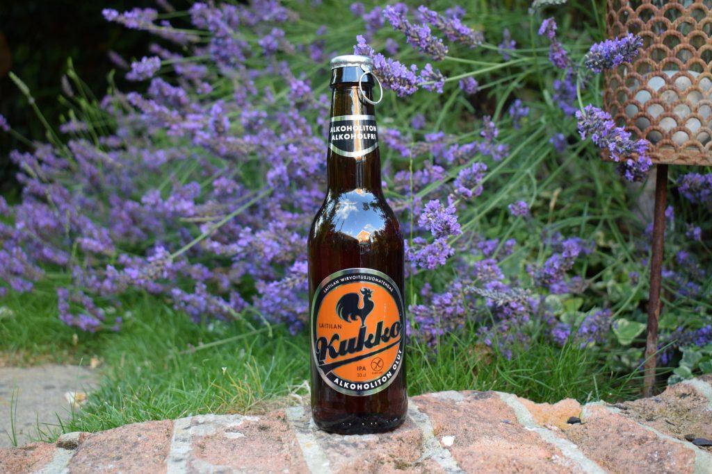 Laitilan Kukko IPA non-alcoholic bottle