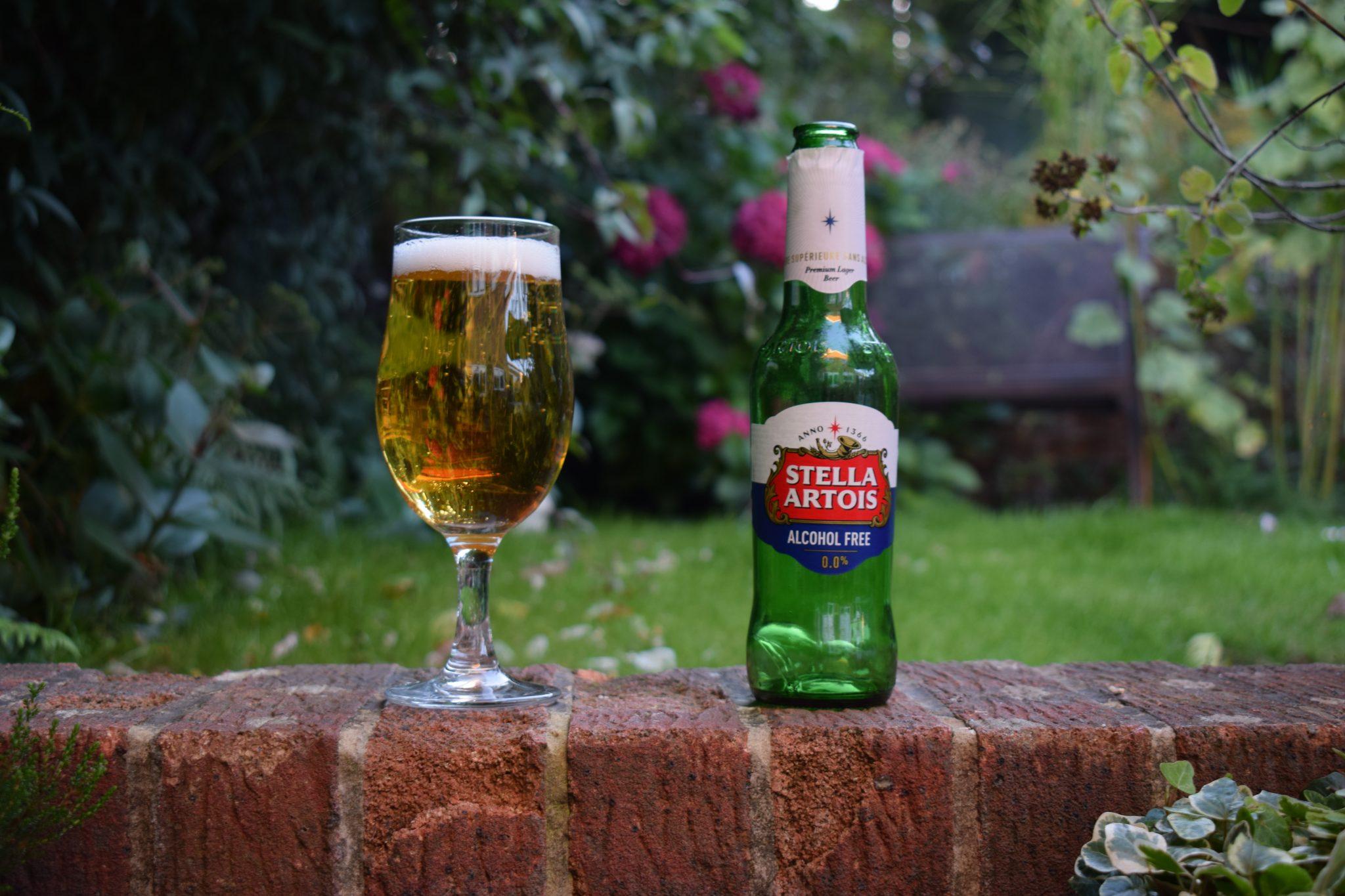 Stella Artois Alcohol Free (0%)