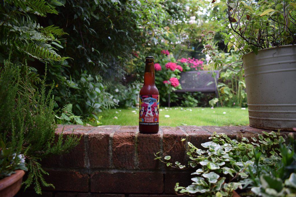 Vandestreek Fruit Machine beer bottle