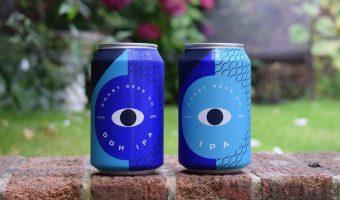 Coast Beer Co IPA and DDH IPA