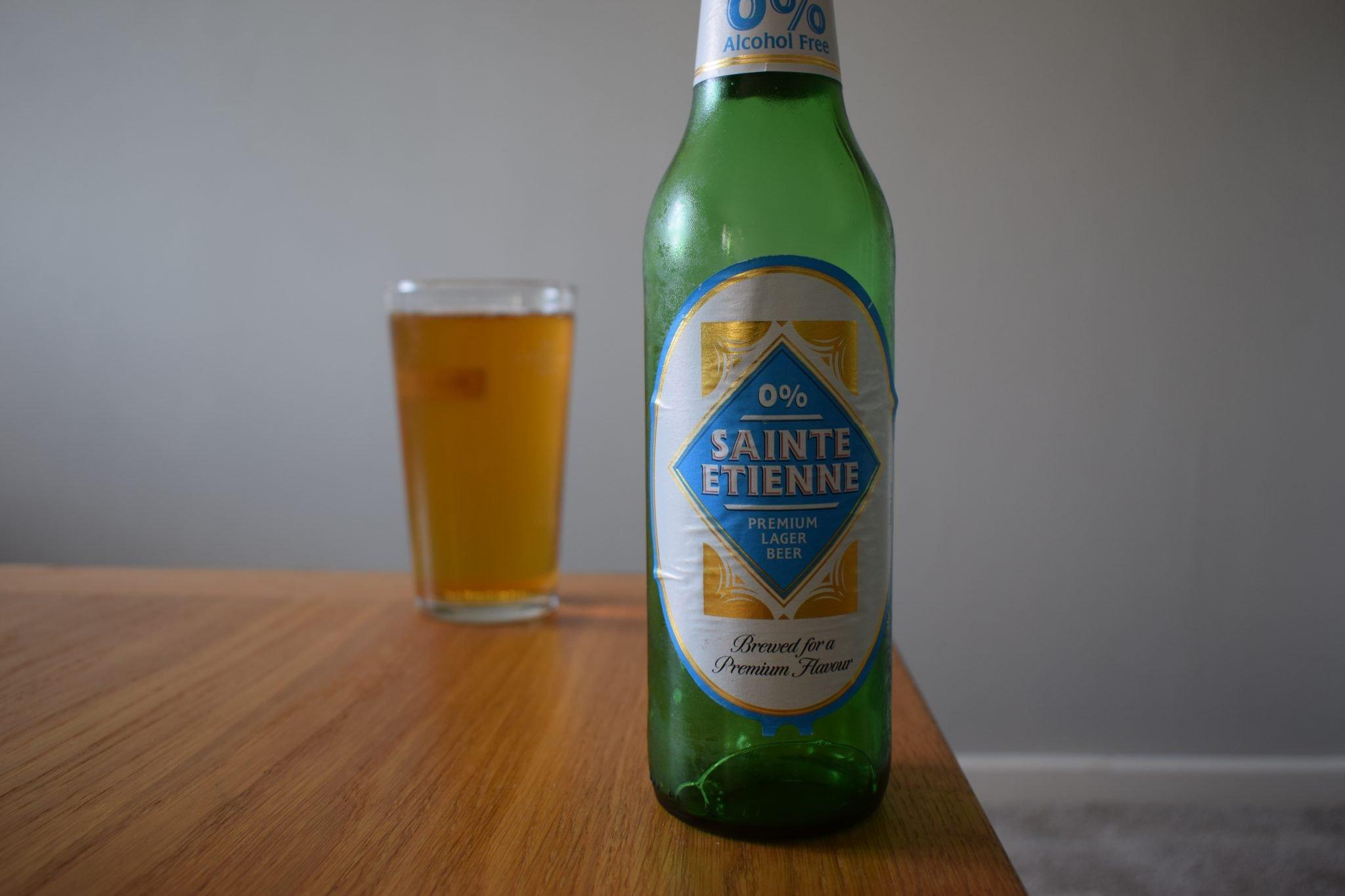 """Sainte Etienne Alcohol Free"" (0%) by Aldi"