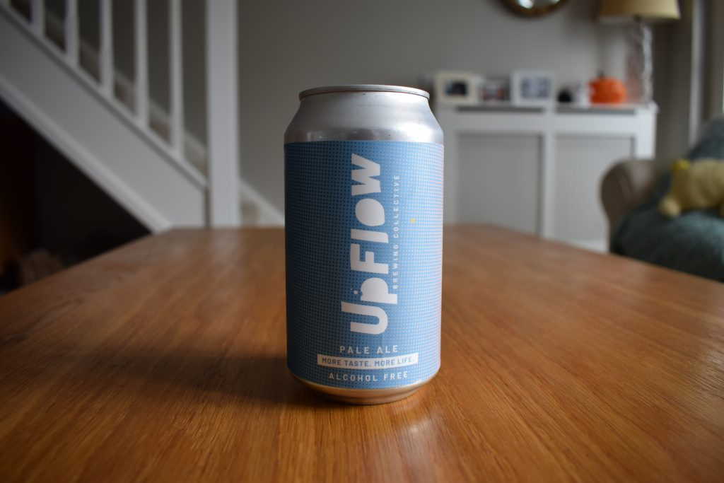 Upflow Pale Ale can