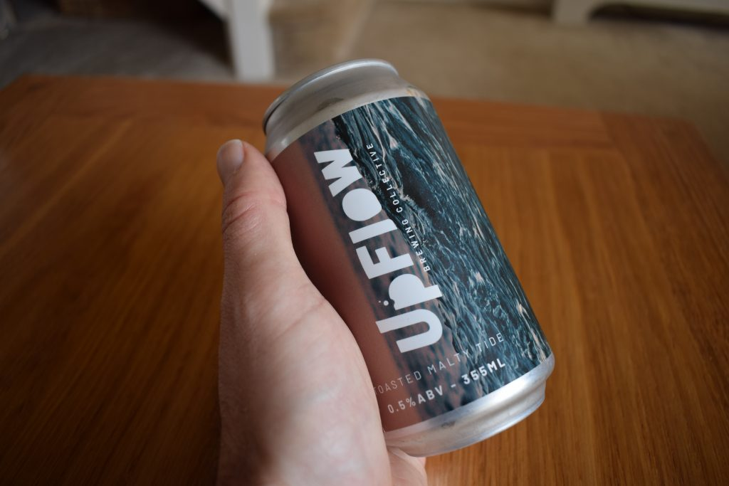 Can of Upflow Toasted Malty Tide