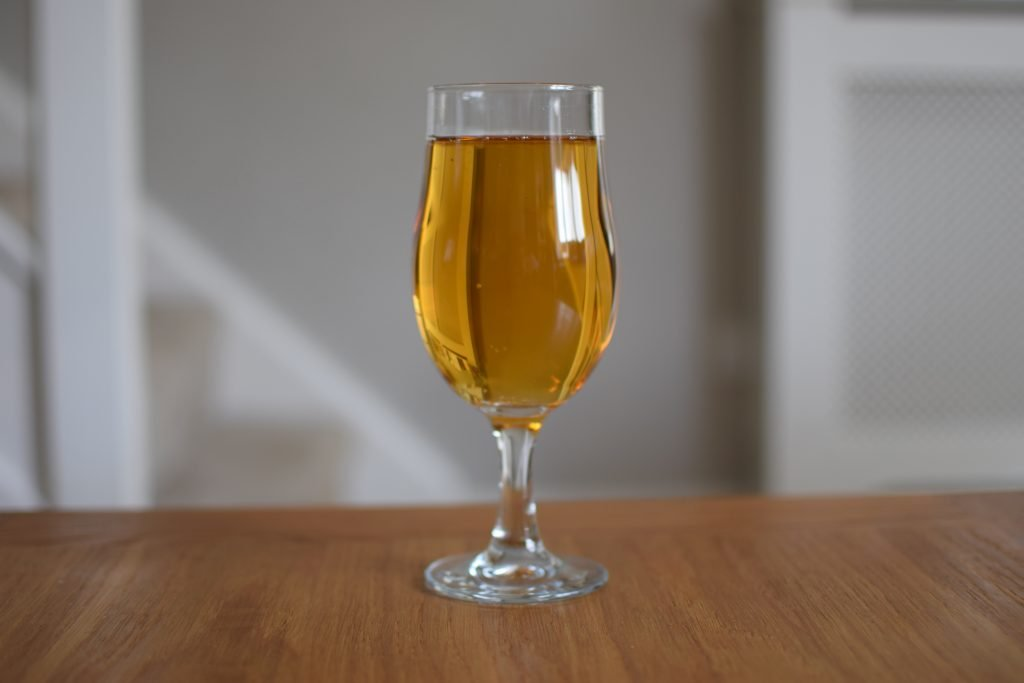 Aldi (Hop Foundry) Low Profile non-alcoholic beer glass