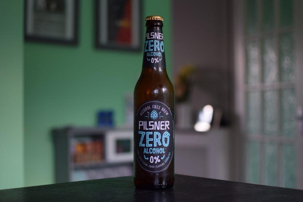 Sainsbury's Pilsner Zero Alcohol