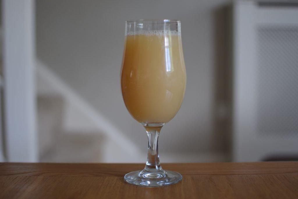 Signature Brew Lo-Fi non-alcoholic pale ale in a glass