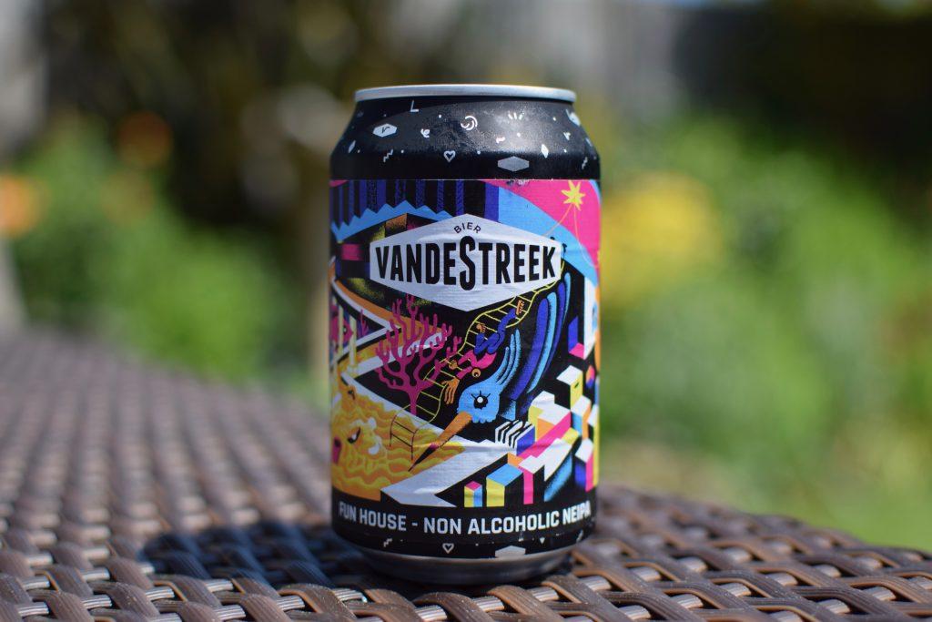 Can of Vandestreek Fun House NEIPA