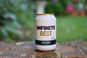 Can of Infinite Session Best Bitter