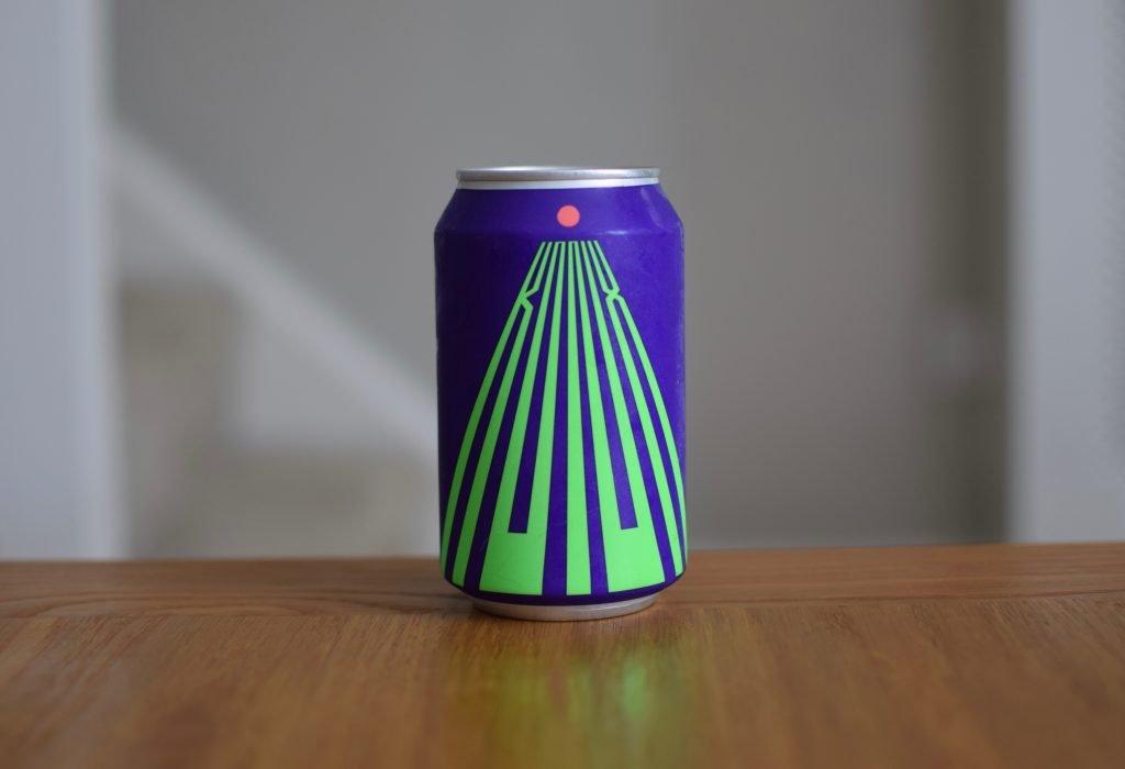 Can of Omnipollo Konx non-alcoholic pale ale