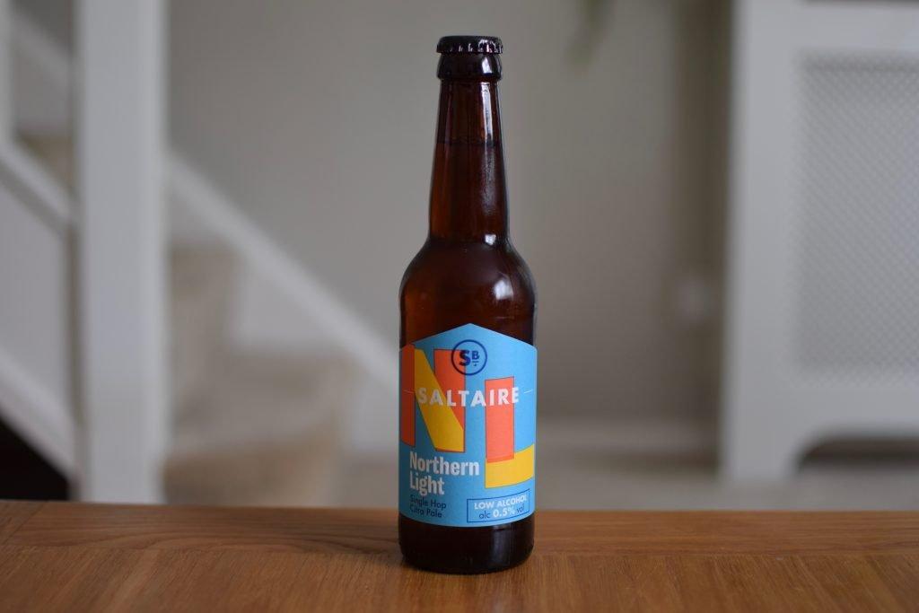 Saltaire Northern Light bottle