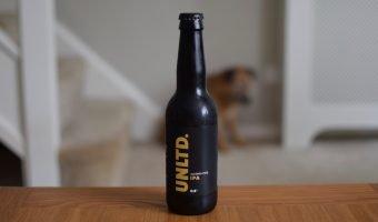 Unltd IPA bottle