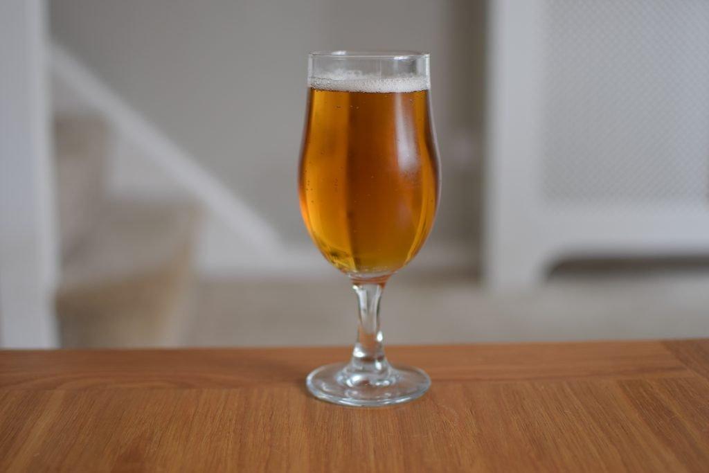 Unltd IPA glass